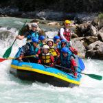 Rafting Durance Alpes du Sud Saint Clement Embrun La guilde 17km