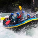 descente de la Durance La Guilde Rafting